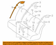 73360-50180-a1 Toyota Belt Assy Rear Seat 3 Point Type Outer Rh 7336050180a1