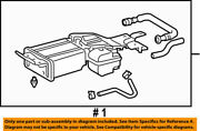 77740-48140 Toyota Canister Assy Charcoal 7774048140 New Genuine Oem Part
