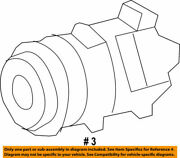 88310-50160 Toyota Compressor Assy W/pulley 8831050160 New Genuine Oem Part
