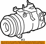 88310-50152 Toyota Compressor Assy W/pulley 8831050152 New Genuine Oem Part