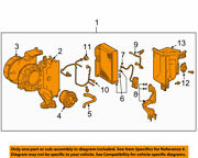 88500-60040 Toyota Unit Assy Cooling Rear 8850060040 New Genuine Oem Part