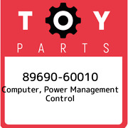89690-60010 Toyota Computer Power Management Control 8969060010 New Genuine Oe