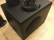 Klipsch Promedia 5.1 Reference Cinema Computer Speakers Thx Upgraded Cooling Rsx