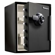 Sentrysafe Fire And Water Safe Xx Large Combination Safe 2.05 Cubic Sfw2cwb