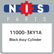 11000-3ky1a Nissan Block Assy-cylinder 110003ky1a New Genuine Oem Part