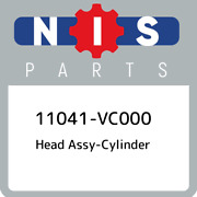 11041-vc000 Nissan Head Assy-cylinder 11041vc000, New Genuine Oem Part