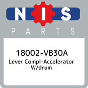 18002-vb30a Nissan Lever Compl-accelerator W/drum 18002vb30a New Genuine Oem Pa