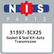 31397-3cx25 Nissan Gasket And Seal Kit-auto Transmission 313973cx25, New Genuine O