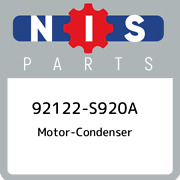 92122-s920a Nissan Motor-condenser 92122s920a New Genuine Oem Part