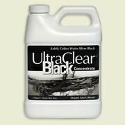 Ultraclear® Black Pond Dye Concentrate 32oz By Abi Inc. - Treats 1 Surface Acre