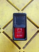 Carling 20a 12vdc Mom On/off Boat Battery Switch W/ Cover 1631r
