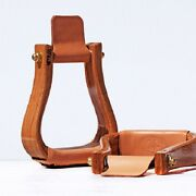 Nettles Western Saddle Stirrup The Flatbottom With Or Without The Leveler
