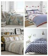 Nautical Duvet Sets Sailing Beach Huts And Drift Wood Quilt Covers Bed Sets