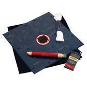 Sew Easy Sashiko Embroidery Complete Set - Everything You Need To Get Started