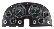 1963 - 1967 Chevy Corvette Direct Fit Gauge Traditional Co63tr