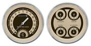 1947-1953 Chevy Gm Pick-up Direct Fit Gauge American Nostalgia Ct47nt62