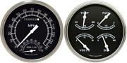 1947-1953 Chevy Gm Pick-up Direct Fit Gauge Traditional Ct47tr62