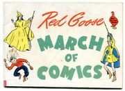 March Of Comics 100 1953- Red Goose Shoes- Roy Rogers Vg/f