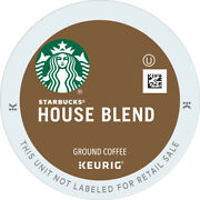Starbucks House Blend Coffee 24 To 144 Count Keurig K Cups Choose Any Size