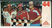 Terry Labonte 44 Nascar Media Guide-1981-billy Hagan-stratagraph Team-vg
