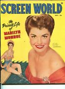 Screen World-1953-esther Williams Autry-southern States Pedigree-vf