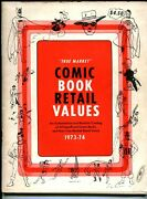 True Market Comic Book Retail Value And Price Guide 1 1973-1st Issue-g