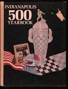 Indianapolis 500 Yearbook 1976-info-pix-printing Rarity-unser-rutherford-foyt-g