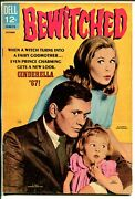 Bewitched 11 1967-dell-elizabeth Montgomery- Dick York-erin Murphy-tv-vf