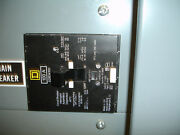 New Square D Nf430m1c Mh38wp Main Breaker Panel Board 277/480 Volt N3r Outdoor