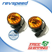 Ncc By Nolden 70mm Universal Led Amber Turning Signal Lights Ml-023ft