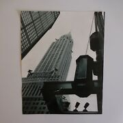 Poster Photographie Empire State Building New York Usa Art Dandeacuteco Pn France N2278