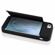 New Incipio Stowaway Hard Shell Credit Card Protection Case Stand For Iphone 5c