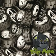 Tires Wheels Hydrographic Water Transfer Hydro Film Dip Ape