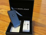 Black-electric Rechargeable Usb Charge Arc Lighter Brand New
