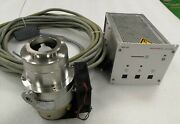 Pfeiffer Tph 062 Turbo Pump +tcp 121 Controller + Cable Working