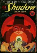The Shadow Pulp March 1 1934- Circle Of Death G