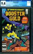 Booster Gold 1 Cgc 9.4 Comic Book First Appearance 1209282010