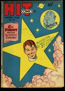 Hit Comics 36-kid Eternity-witch Burning Story Vg/fn