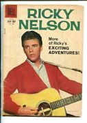 Ricky Nelson 998-1959-photo Cover -dell-vg