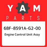 68f-8591a-g2-00 Yamaha Engine Control Unit Assy 68f8591ag200 New Genuine Oem Pa