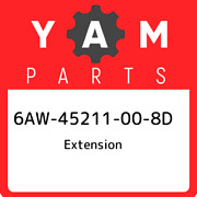 6aw-45211-00-8d Yamaha Extension 6aw45211008d New Genuine Oem Part