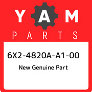 6x2-4820a-a1-00 Yamaha New Genuine Part 6x24820aa100 New Genuine Oem Part