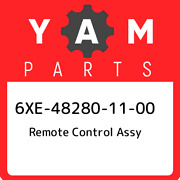 6xe-48280-11-00 Yamaha Remote Control Assy 6xe482801100, New Genuine Oem Part