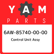 6aw-85740-00-00 Yamaha Control Unit Assy 6aw857400000 New Genuine Oem Part