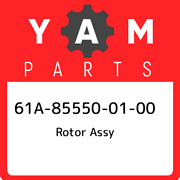 61a-85550-01-00 Yamaha Rotor Assy 61a855500100 New Genuine Oem Part