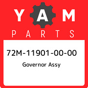 72m-11901-00-00 Yamaha Governor Assy 72m119010000 New Genuine Oem Part