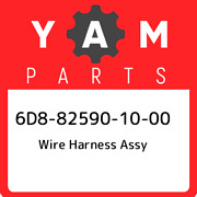 6d8-82590-10-00 Yamaha Wire Harness Assy 6d8825901000 New Genuine Oem Part