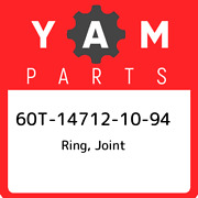 60t-14712-10-94 Yamaha Ring Joint 60t147121094 New Genuine Oem Part