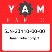 5jn-23110-00-00 Yamaha Inner Tube Comp.1 5jn231100000 New Genuine Oem Part