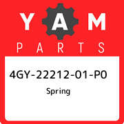 4gy-22212-01-p0 Yamaha Spring 4gy2221201p0 New Genuine Oem Part